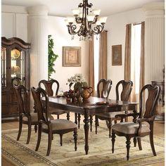 Astoria Grand Wentzel 7 Piece Extendable Dining Set