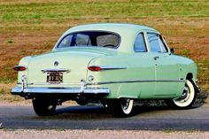 1949-1951 Ford Deluxe & Custom coupes - With proven m - Hemmings ...