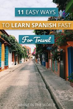 If you're traveling to a Spanish speaking country it's super helpful to have some basic Spanish skills when you arrive. In this article I cover some simple ways to learn travel Spanish as fast as possible. Click through to learning! Travel Tips For Europe, Travel Advice, Budget Travel, Travel Guides, Travel Abroad, Travel Hacks, Mexico Travel, Spain Travel, Learning Spanish