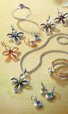 Meaningful Creations - The Avery Remembrance Collection from James Avery