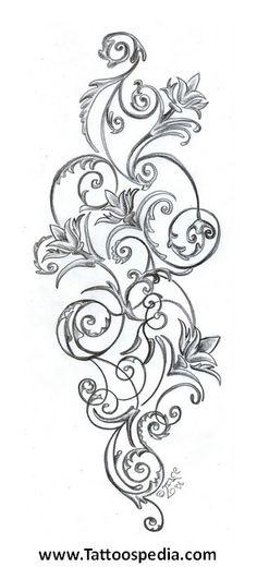 Flower%20Tattoos%20Designs%201 Flower Tattoos Designs 1