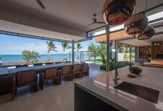 Malouna Villa: A Breathtaking Beach Front Home in Thailand