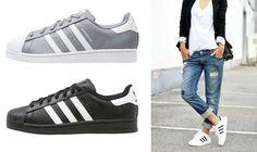 Stylizacje z superstarami | Adidas Superstar