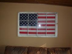 Old window idea!