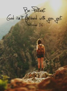 spiritualinspiration:  When you are tempted to get discouraged, remind yourself that according to God's word, your future is getting brighter; you are on your way to a new level of glory. You may think you've got a long way to go, but you need to look back at how far you've already come. You may not be everything you want to be but atleast you can thank God that you're not what you used to be.