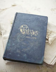 Vintage Shakespeare Book: