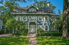 Classic American Colonial. #DreamHome