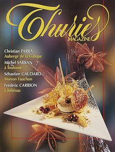 Thuriès Gastronomie Magazine n°98 Avril 1998