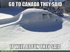 Stories, etc.: Canadian Winter Humour!