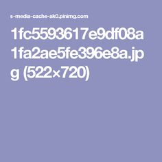 1fc5593617e9df08a1fa2ae5fe396e8a.jpg (522×720)