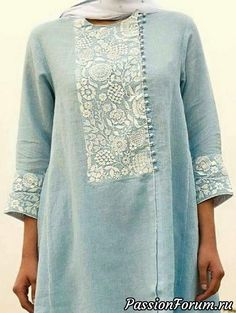 A Fashion Update: Different Types New Neck Designs Salwar Pattern, Kurta Patterns, Dress Patterns, Kaftan Pattern, Neck Designs For Suits, Dress Neck Designs, Blouse Designs, Kurta Designs Women, Salwar Designs