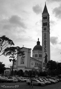 Basílica de María Auxiliadora (Don Rúa) Dirección: 5ª. Avenida Norte # 1320, Barrio San Miguelito, San Salvador El Salvador, Centroamérica.