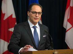 Alberta finance minister fires back at business group seeking tax relief #ableg