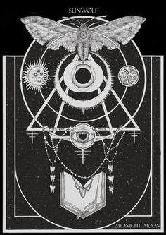 occult art=