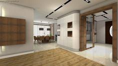 Projekty wnętrz - Nowoczesne meble kuchenne na wymiar. Projektowanie i aranżacja wnętrz, kuchni. ARTDECOPROJEKT