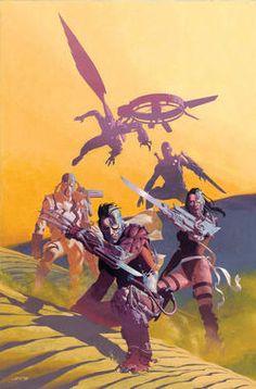 "Remembering Remender's ""Uncanny X-Force"" - Part 1 - Comic Book Resources"