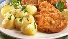 Weiner Schnitzel Recipe,How To Make Weiner Schnitzel  Weiner Schnitzel Recipe is delicious, tasteful and yammi dish. Weiner Schnitzel Recipe can be made in less than few minutes with the help of very few ingredients which is available at your nearest super market.Weiner Schnitzel Recipe  easy to make at your home check below step by step directions of the recipe and enjoy cooking.