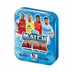 Match Attax 2013 - 2014 Tin.