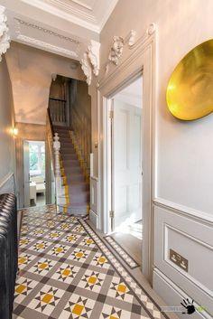 100 лучших идей дизайна стен в прихожей и коридоре на фото