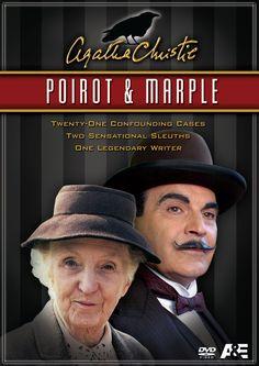 joan hickson & david suchet are the definitive miss marple and hercule poirot.