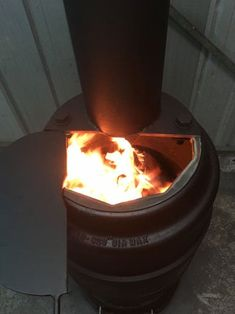 Brake Drum Potbelly Heater : 14 Steps (with Pictures) - Instructables Drums, Free Range, Eggs, Pictures, Projects, Photos, Log Projects, Percussion, Photo Illustration
