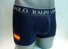 Boxer Polo Ralph Lauren algodón. ENVÍO 24/48h. Muy suave al tacto y ajustado al cuerpo. Pierna corta. Goma vista con logo de la marca. Ref: 251U0232B6598R4Q8P.  #calzoncillos #ropaHombre #ropaInterior #underwear http://www.varelaintimo.com/marca/20/polo-ralph-lauren #menswear