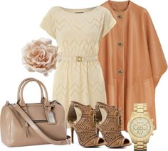 """""""Early Sping Party"""" by tmariexo ❤ liked on Polyvore not so much on the vest"""