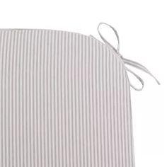 Veranda Stripe Round Back Seat Cushion Duraseason Fabric™ - Threshold™ : Target