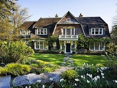 Best 47 Best Cedar Shake Houses Images In 2020 House Styles 400 x 300