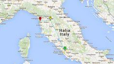 Treinroute Italie