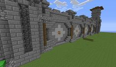 41 Best Minecraft Walls Images In 2015 Minecraft Wall Minecraft