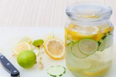Delicious DIY Infused Water: These DIY infused waters are refreshing and taste great