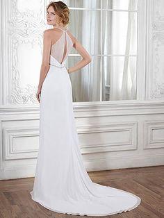 Isla Wedding Dress by Maggie Sottero   back
