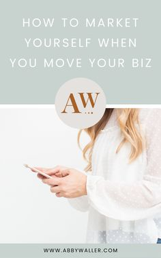 Tips for Moving Your Business to A New State - Abby Waller Blog Photography Business, Photography Tips, Creative Business, Business Tips, Free Facebook, Go Getter, Creating A Business, Free Training, Traveling By Yourself