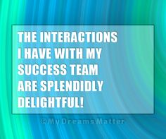 Can you imagine having a team of people working towards YOUR success? Doesn't it feel nice to have support and help from others? ALLOW IT  Pretend that people are passionately asking to help you with tasks you don't enjoy. Allow others to relieve you of of these duties.  VISIT www.MyDreamsMatter.com  #selflove #selfhelp #selfesteem #confidence #networking #support #entrepreneur #accountability #startup  #success #team #successful #successstory #successquotes #selfhelp