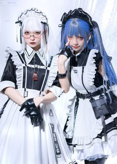 Maid Cosplay, Cosplay Girls, Real Costumes, Pose Reference Photo, Human Poses, Maid Outfit, Lolita Dress, Lolita Fashion, Aesthetic Clothes