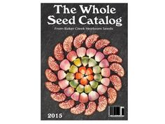 2015 WHOLE SEED CATALOG (US AND CANADA MEXICO) | Baker Creek Heirloom Seed Co http://www.rareseeds.com/2015-whole-seed-catalog-us-and-canada-mexico-/#