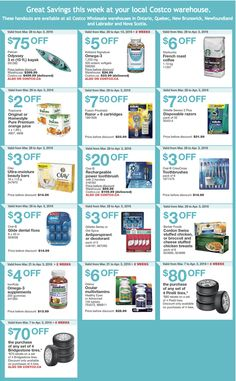 Costco Eastern Canada Coupons: Ontario, Quebec & Atlantic, Ends April 3, 2016 - costco-ont-mar-28 http://www.groceryalerts.ca/costco-eastern-canada-coupons-ontario-quebec-atlantic-ends-april-3-2016/