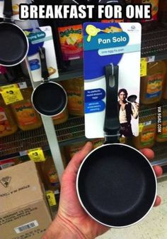 We Shall Call It, Pan Solo!