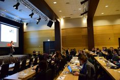 Jenny Mjösberg (Sweden): Innate lymphoid cells in mucosal inflammation [Photo: Florentina Sava Such a great Scientific Programme at in (Norway) Norway, Sweden, Conference Room, Meeting Rooms