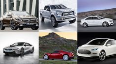 10 new car models for 2015