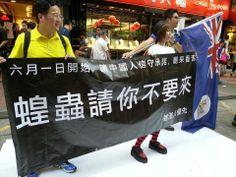自由滿洲 Sulfan Manju ( Free  Manchuria)®: 中国人缘何成了过街蝗虫人人喊踩?
