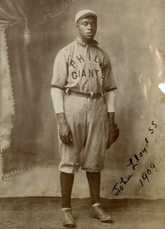 "John Henry ""Pop"" Lloyd (April 25, 1884 – March 19, 1964) [7] was an American baseball shortstop and manager in the Negro leagues. He is generally considered the greatest shortstop in Negro league history. Babe Ruth called him the best he ever saw."