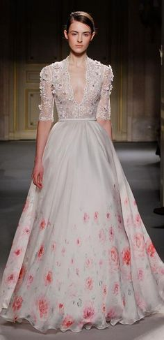 Fairytale pricess - Georges Hobeika - Spring 2013