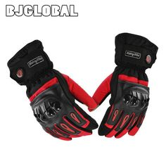 Motorcycle Gloves Touch Screen Breathable Protective Gloves Guantes Moto Full Finger Motorcycle Protective Gears Guantes