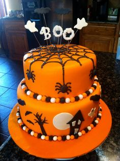 halloween cake inspiration