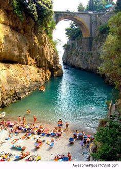Furore, Amalfi Coast - Italy