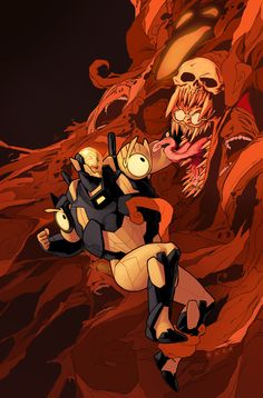 New Mutants by Kris Anka *