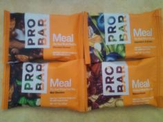 Frugal-Shopping: PROBAR Meal-Bars Review and Giveaway - ends 4/7