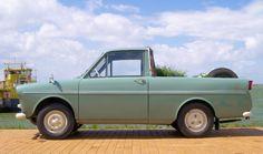 1962 - DAF 750 Pick-Up